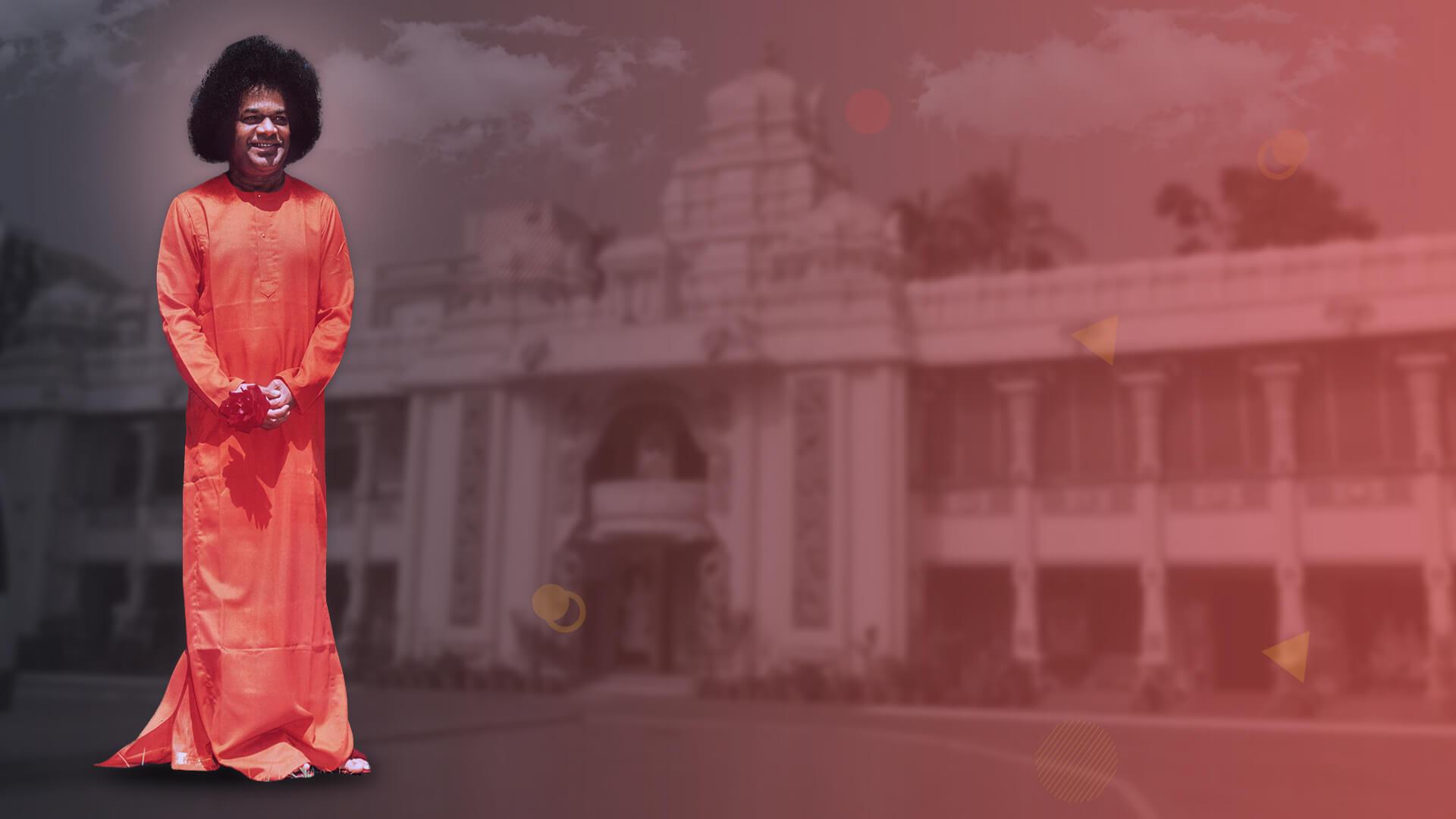 Bhagawan Sri Sathya Sai Baba