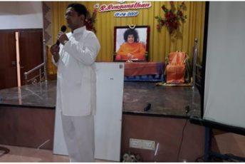Special Spiritual Sadhana Camp