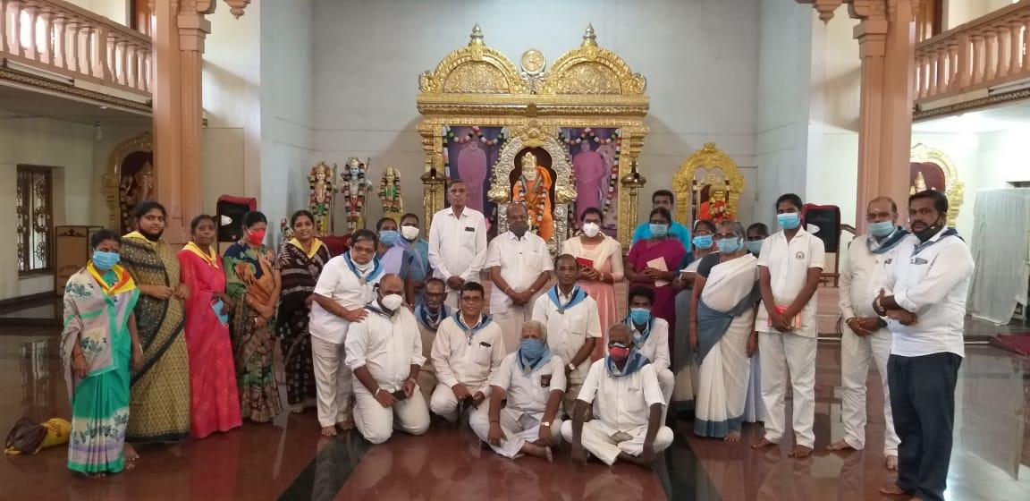 COVID Free Vaccination Camp- Madurai, Chennai Metro South & South East